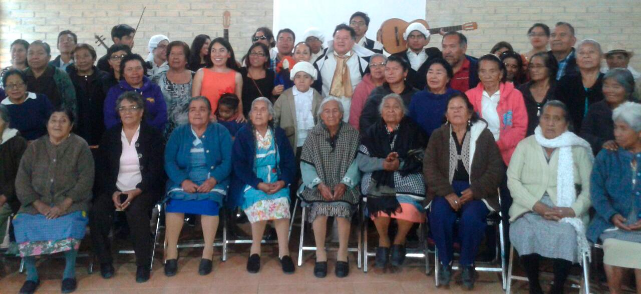 """""""Teatrín Mágico, Vivaldi y sus amigos"""" en Ixtlán de Juárez."""