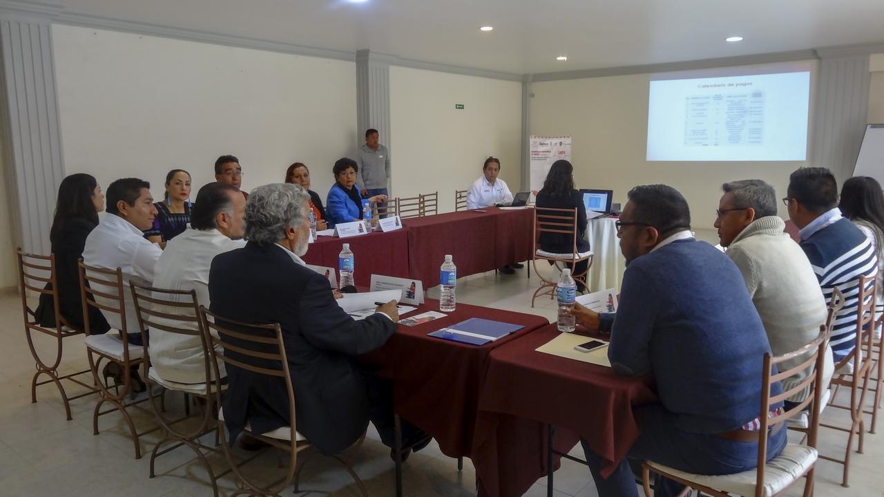 Tercera Sesión Ordinaria del Comité Estatal de Becas.